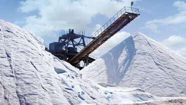Producers and Exporters of Industrial Salt